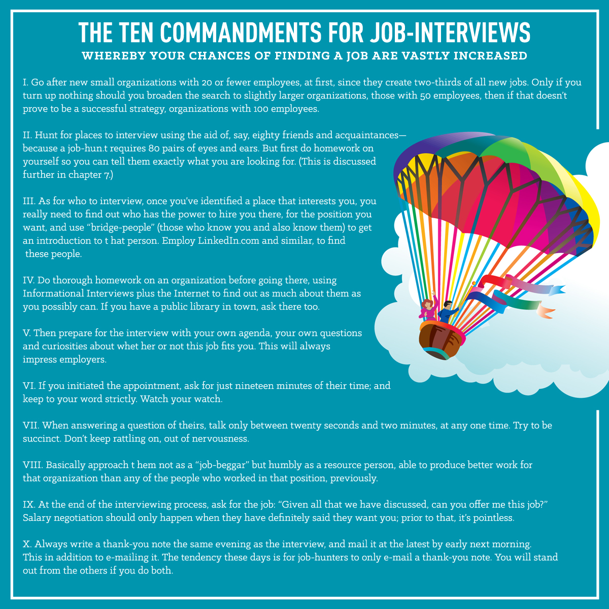 What color is your parachute the 1 best selling career book of job interview tips fandeluxe